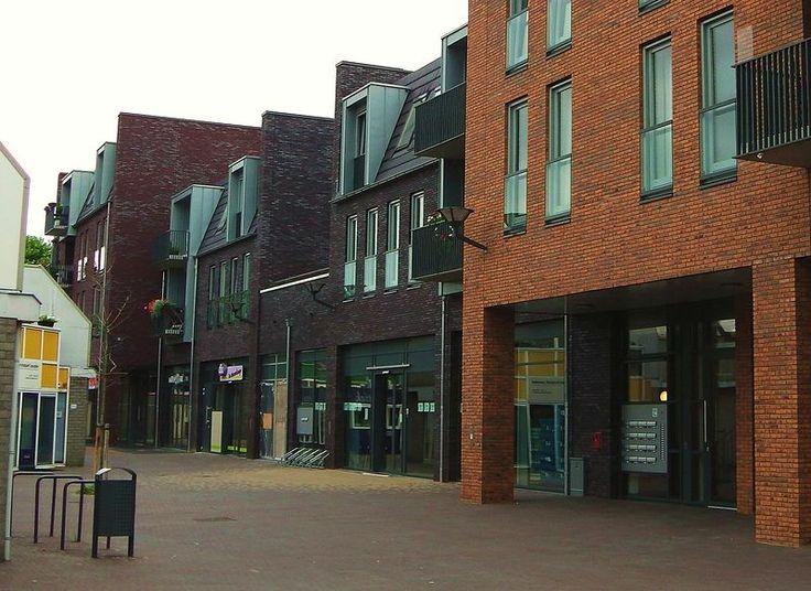 Winkelcentrum de Biezenkamp, Leusden