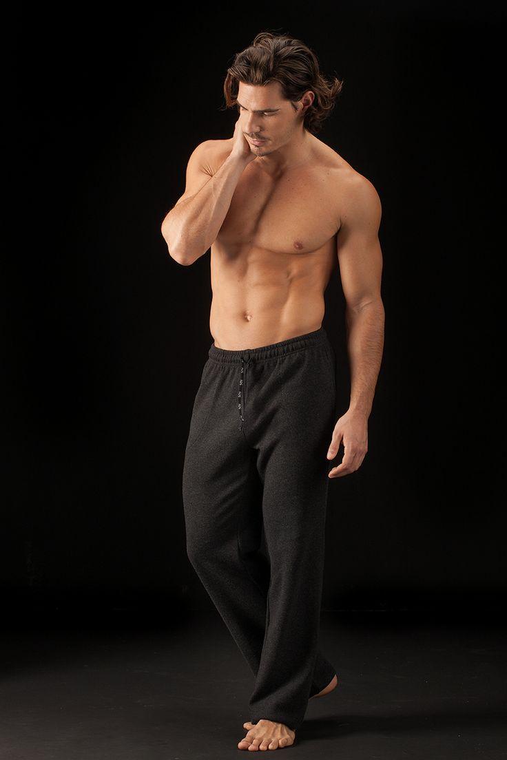 Pantalón basic de algodón de Soy Sleep&Homewear Collection