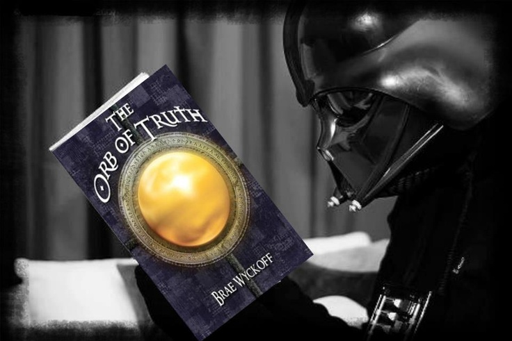 You just never know who you will catch with a copy of The Orb of Truth