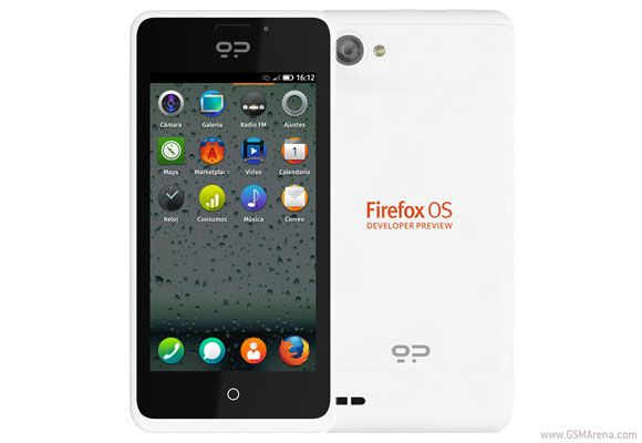 The first Firefox OS phones are official, meet Keon and Peak - GSMArena.com news