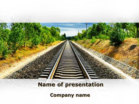 http://www.pptstar.com/powerpoint/template/railway-to-the-beautiful-land/ Railway To The Beautiful Land Presentation Template