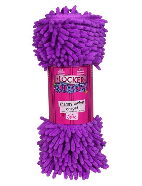 Shaggy Purple Locker Carpet | Girls Locker Accessories Beauty, Room & Tech | Shop Justice