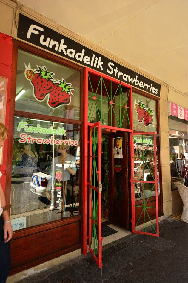 Be sure to make a stop at Funkadelik Strawberries! You can't miss it. http://www.citysightseeing.co.za/