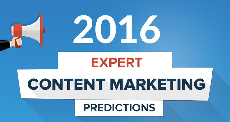 Expert Weigh-In: Content Marketing Predictions For 2016 Julia McCoy via Express Writers
