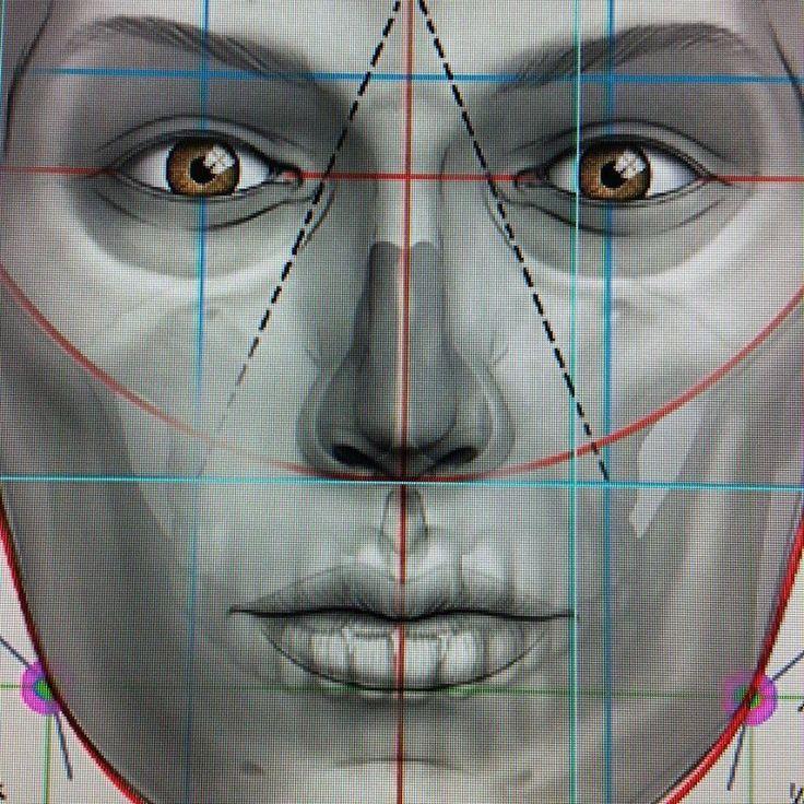 Trabajando ando... #drawingthehead #onlinecourses #art #anatomy PREINSCRIPCIONES: http://robledoarte.me/cursos/