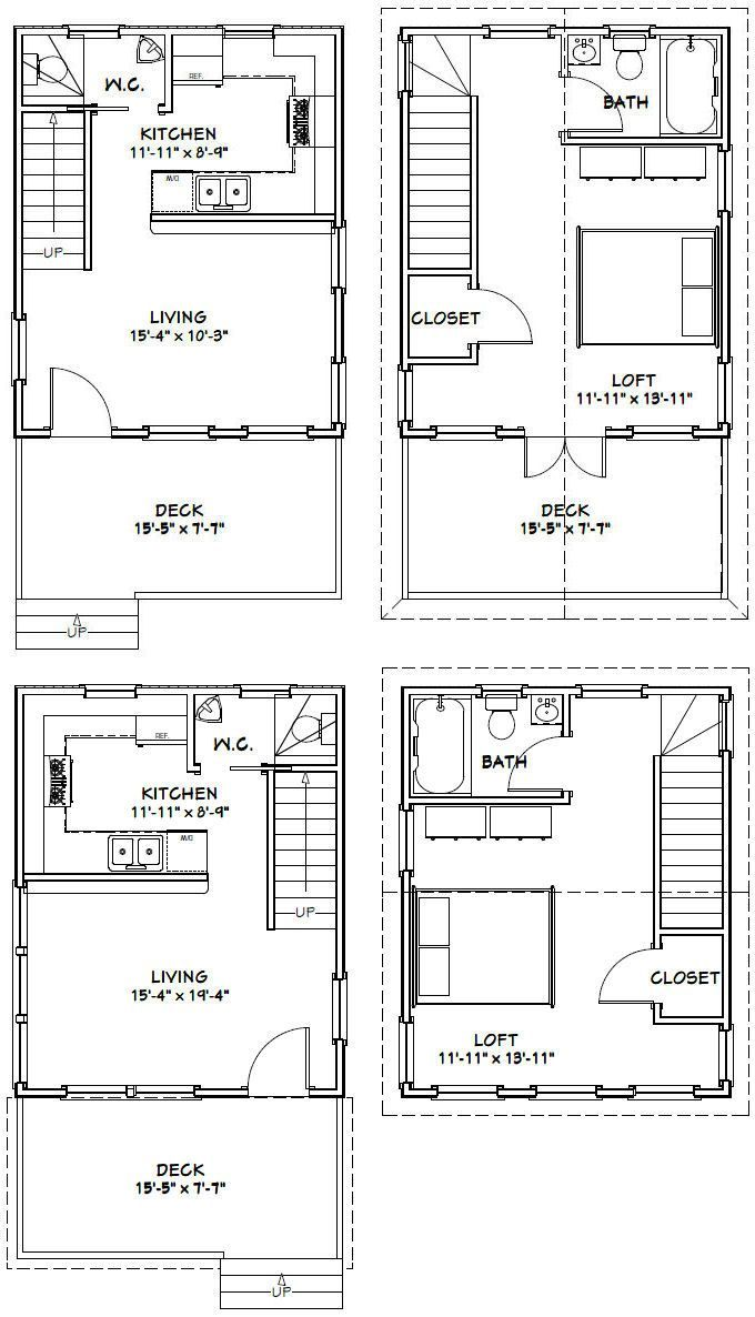 This Item Is Unavailable Etsy In 2021 House Plan With Loft House Blueprints 20x40 House Plans