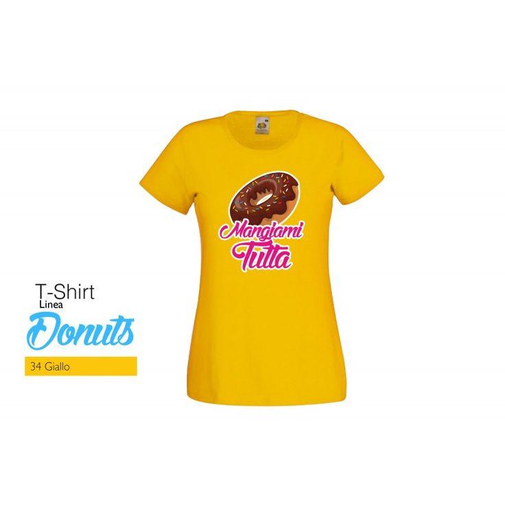 Donuts mangiami tutta - www.ricciostyle.com/shop