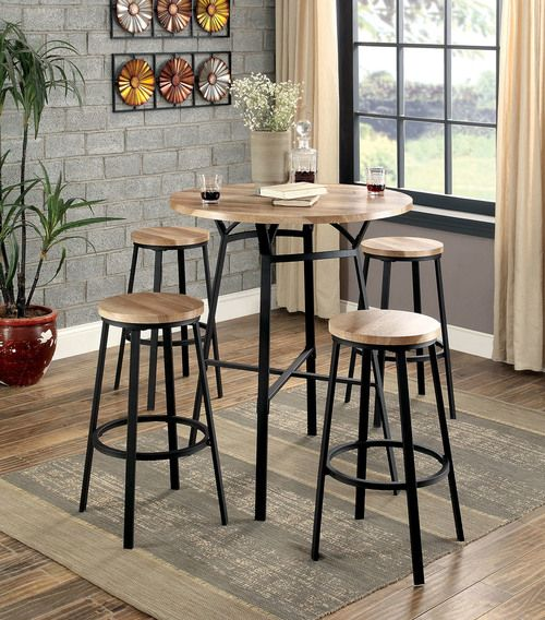 Awesome Bar Style Table Sets