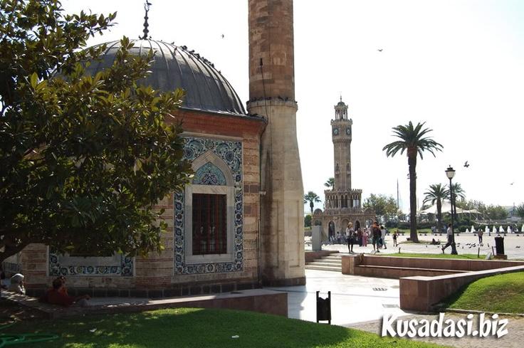 Mosque in Konak, Izmir.