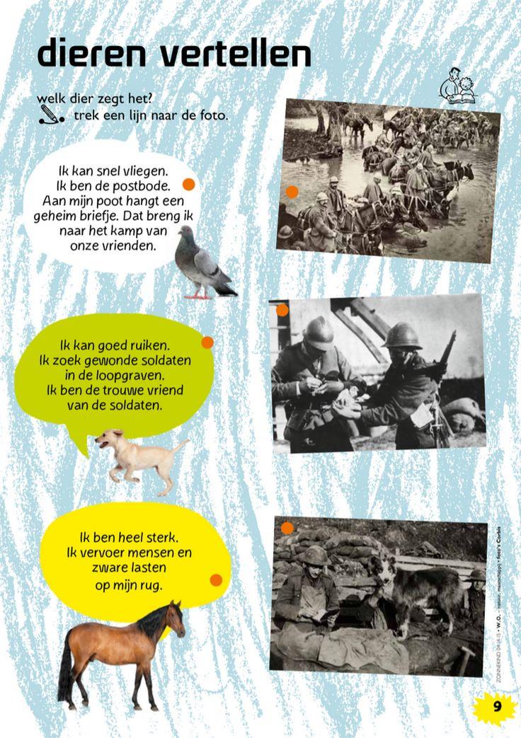 Dieren in de oorlog 2 @keireeen