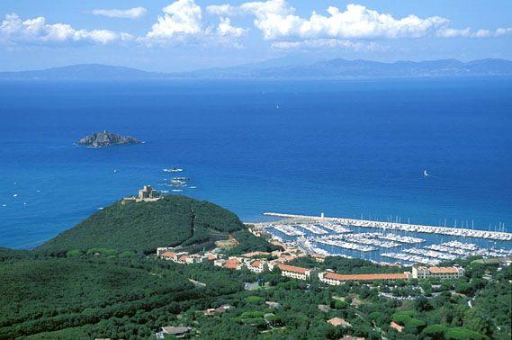 Punta Ala   #TuscanyAgriturismoGiratola