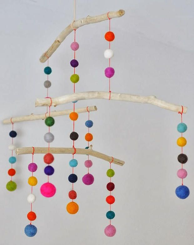 DIY Hanging Mobiles That Will Beautify Your Home