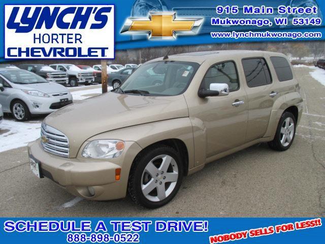 Used 2006 Chevrolet HHR For Sale Near Milwaukee, WI   Lynch's Horter Chevrolet