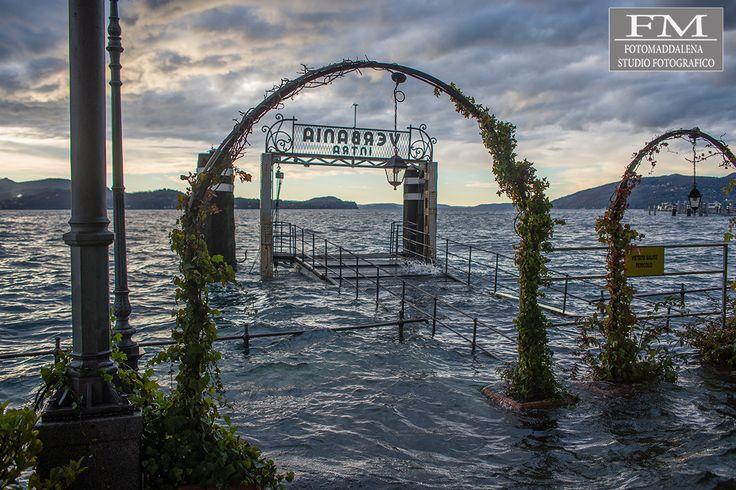 Foto Maddalena by Stefano Maddalena Alluvione Novembre 2014 Lake Maggiore #fotomaddalena #stefanomaddalena #lagomaggiore #alluvione #lakemaggiore #verbania #intra #alveliero #lagoalto #lago #nikon