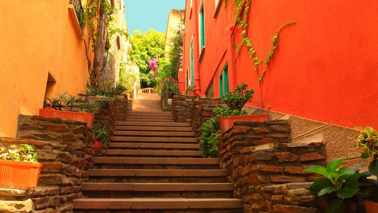 France: Peace and tranquility in Collioure
