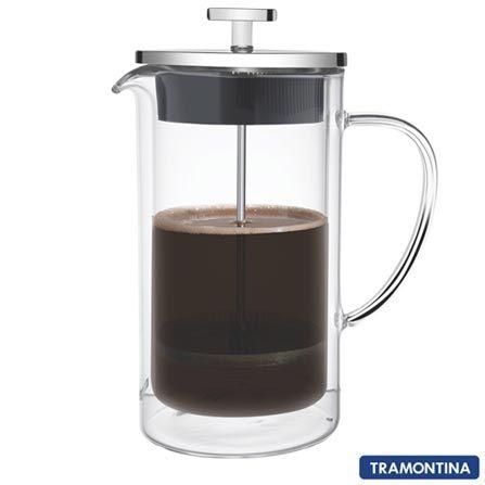 Imagem para Cafeteira Francesa com Capacidade de 950 ml em Vidro e Inox - Tramontina a partir de Fast Shop