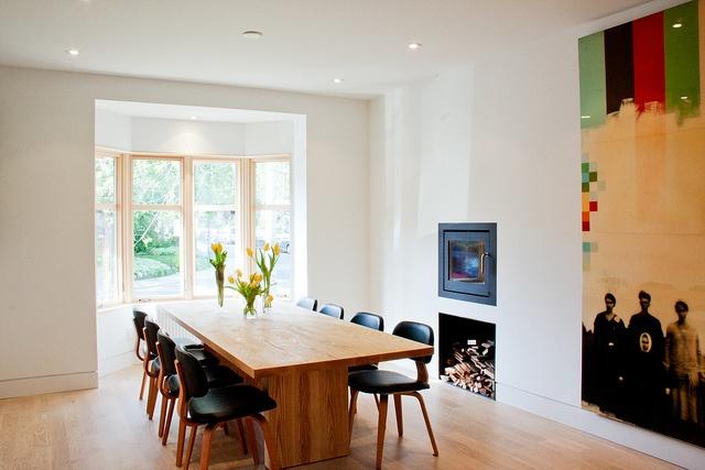 Garden Avenue Renovation - The Dining Room