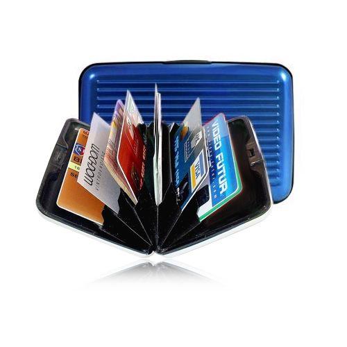 Alüminyum Kredi Kartlık Cüzdan Sadece 9.38TL