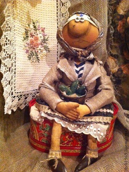 Ароматизированные куклы ручной работы. Ярмарка Мастеров - ручная работа Новые русские бабки продано!. Handmade.