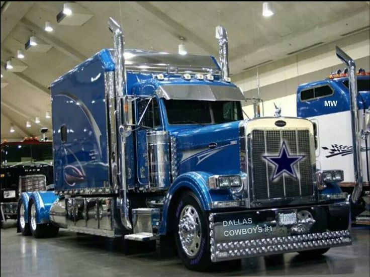 Now that's a TRUCK!