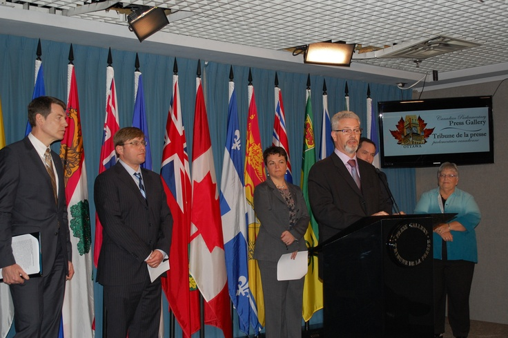 Medical Imaging Team Day in Canada, May 17, 2012