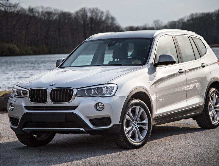 BMW X3 (F25) review - http://autotras.com