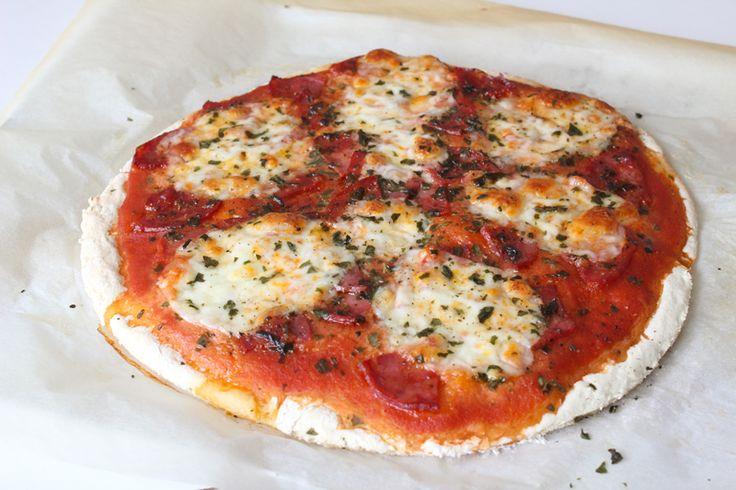 Pate à pizza sans gluten {en pas à pas} - TRES BONNE RECETTE - TESTEE LE 07/11/14