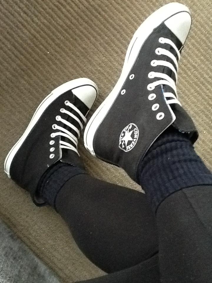 Love #chucks #chucktaylor #allstar #converse #townshoes