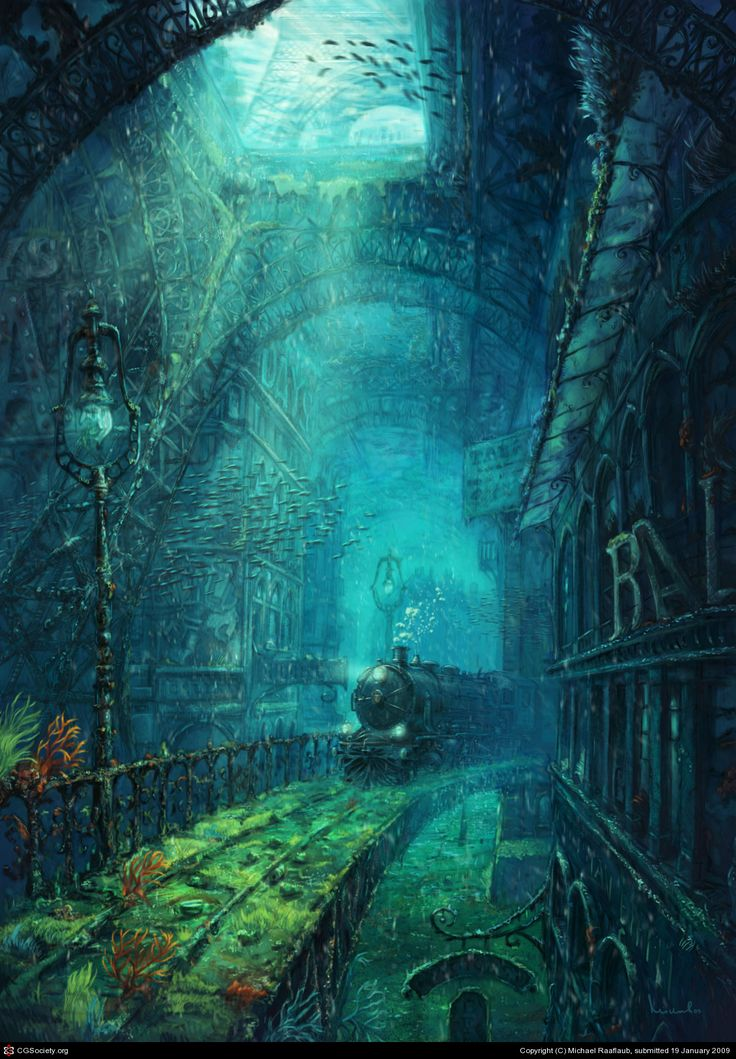 The forgotten legacy of Gustav Eiffel by Michael Raaflaub | 2D | CGSociety