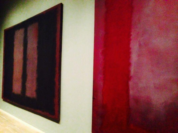 KINSA in London - Rothko Room at the Tate Modern