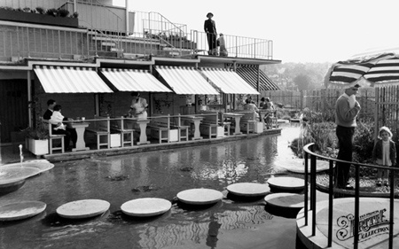 craft shop guildford photo of the roof garden c1960 harvey s of guildford 1645