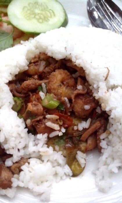 Grombyang rice