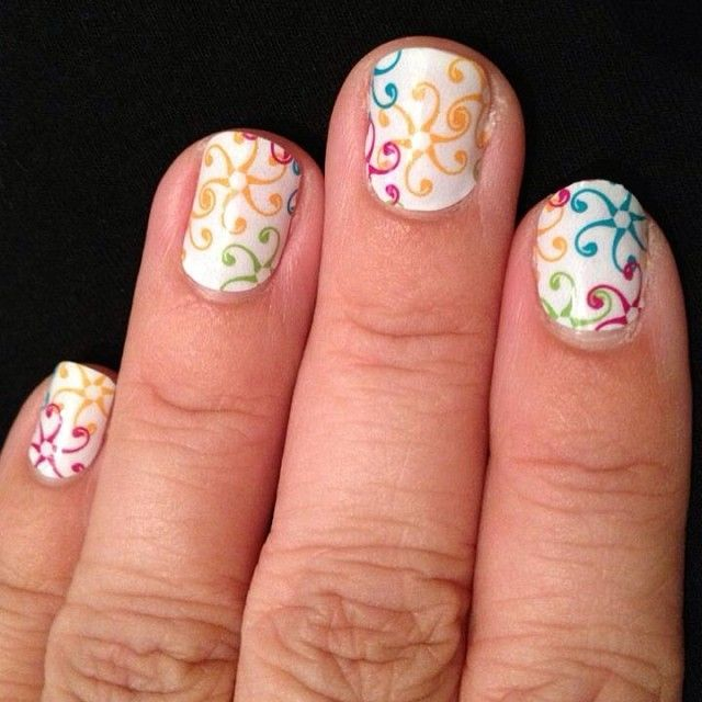 114 best fun and wacky nails and crazy nail art images on vibrantpinwheeljn crazy nail artcrazy prinsesfo Image collections