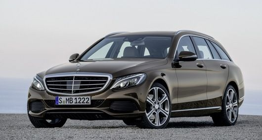 2015 Mercedes C Class Estate Release Date and Concept