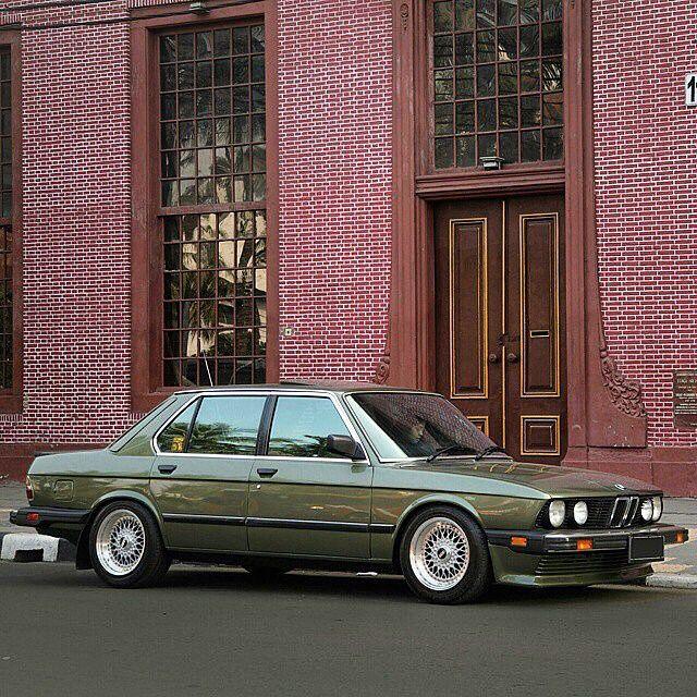 E28 5er BMW