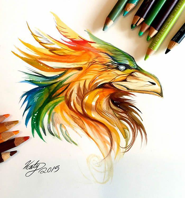 Dibujos de Animales llenos de Magia   yalosabes