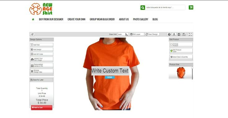 9-write-custom-text-phrase-num by New Age Shirt