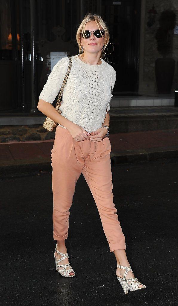 Sienna Miller - Mr Nice Screening - 21st British Film Festival