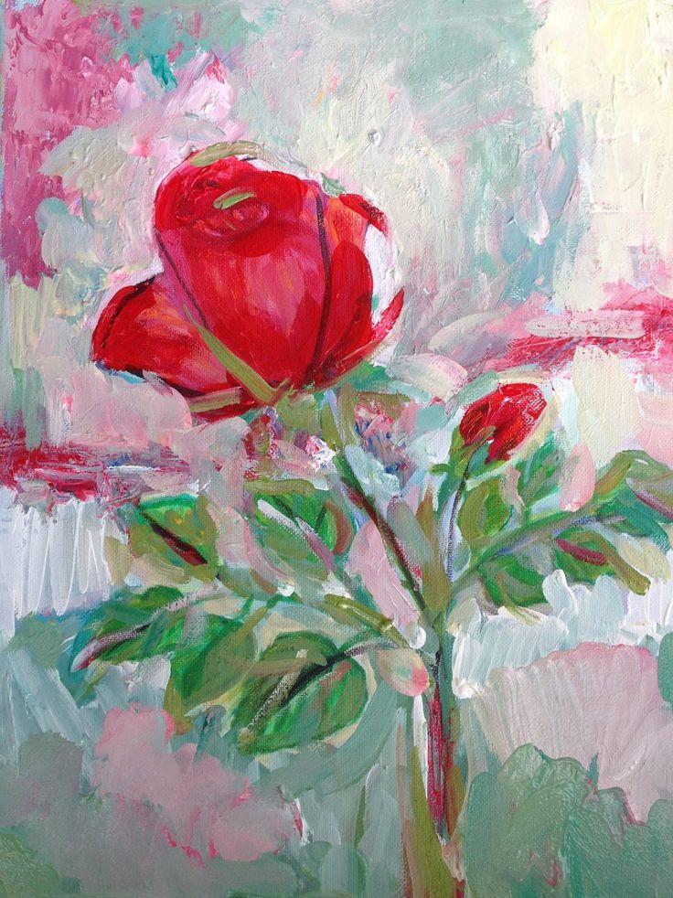 Art by Viorica Buga: Rose