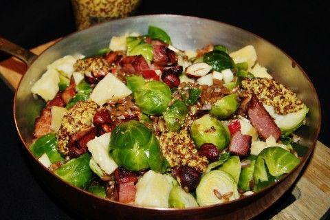 Mettende salat