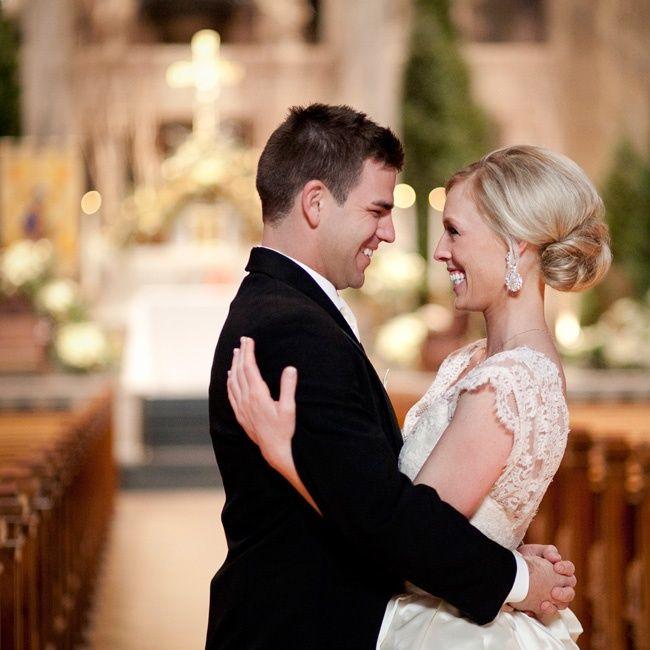 Couple // photo: Olive Juice Studios // http://www.theknot.com/weddings/album/a-classic-elegant-wedding-in-minneapolis-mn-132793