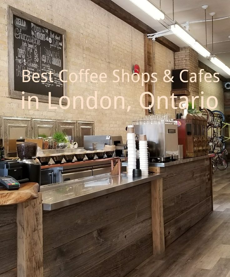Best Coffee Shops and Cafes in London Ontario
