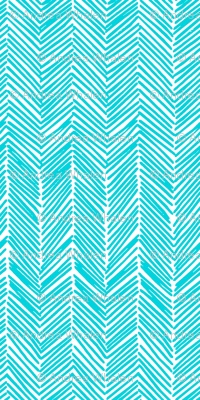 freeform arrows in turquoise  domesticate
