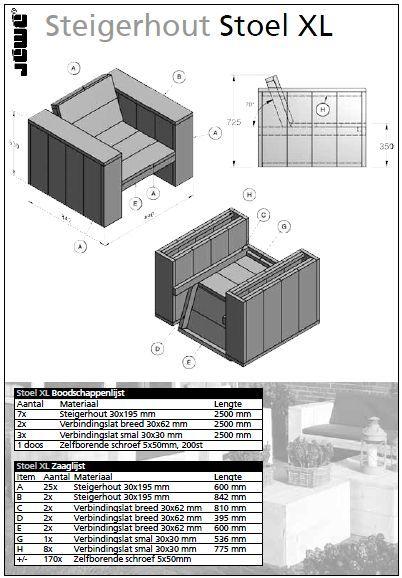 bouwtekening-steigerhout-stoel.jpg 402×578 pixels