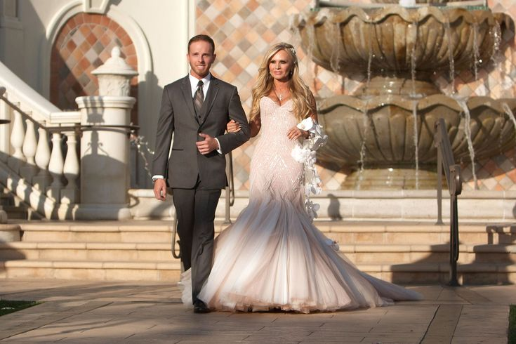 The Dish - Tamra Barney Shares First Wedding Photo - Blog - Bravo TV Official Site