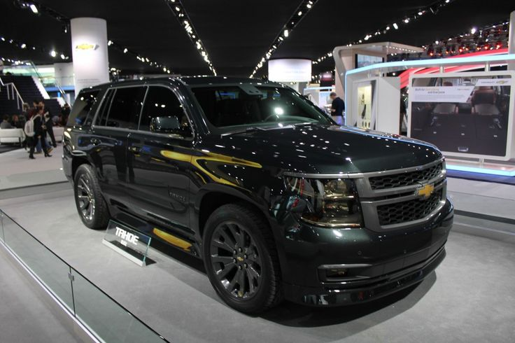 2017 Chevy Tahoe Design Review - http://newautocarhq.com ...