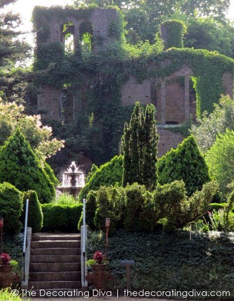 Best 25 Barnsley Gardens Ideas On Pinterest