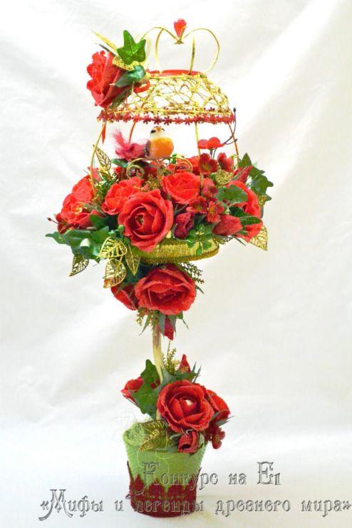 Gallery.ru / Птица счастья - Мои конкурсные работы - tatyana-che