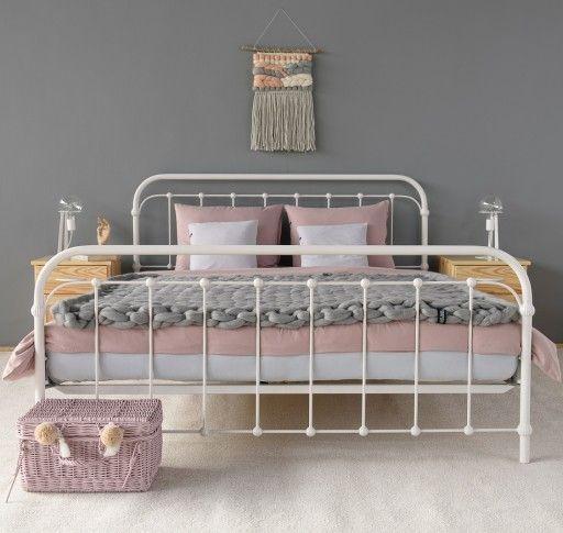 łóżko Metalowe Kute Babuni Ii 180x200 Producent W 2019