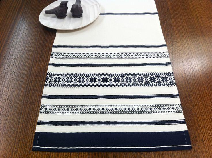 Hungarian weave design